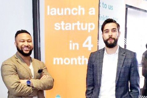 LCC grads create startup to help startups