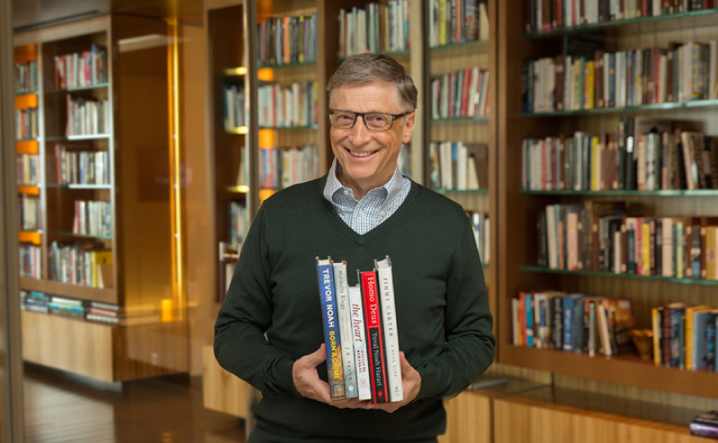 Bill Gates Suggests u 5 Books To Read
