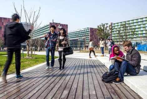 Higher Study In China