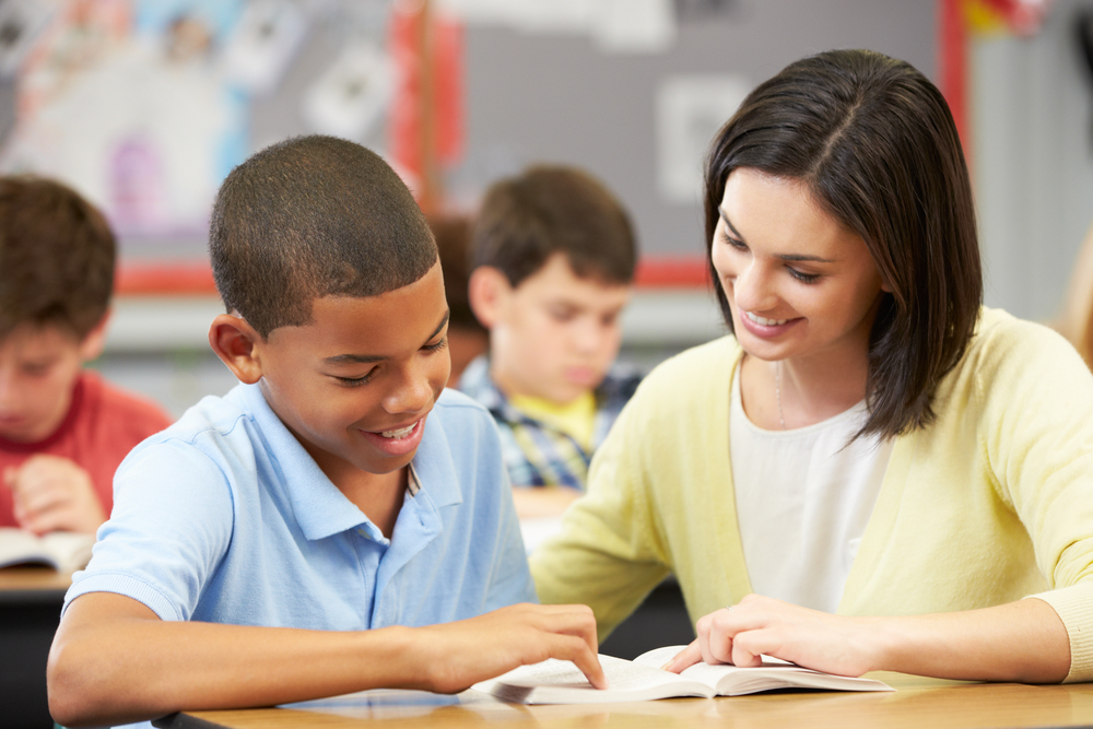 Things You Should Tell Your Child's Teacher