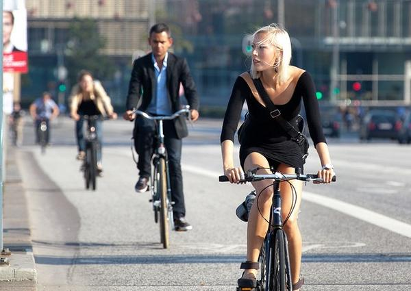 Going To Office By Cycle Has Cash Benefits!