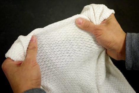 A New Fabric Can Cool Or Warm Itself!