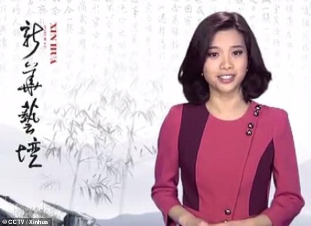 World's First  Female Artificial News Anchor