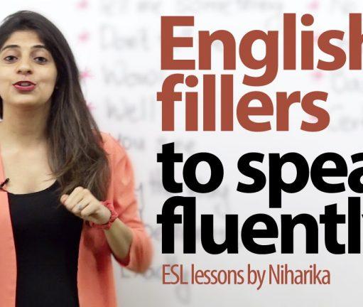 Want To Speak English Fluently?