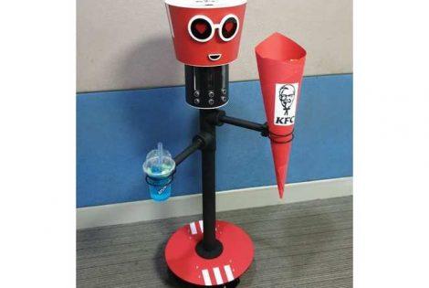 KFC's Robot Boy
