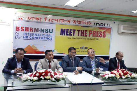 BSHRM-NSU 8th International HR Conference