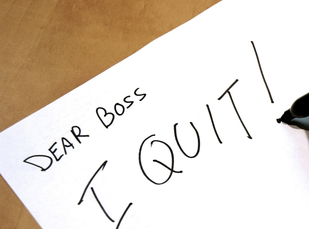 Leaving a job? Then What You Need To Do First