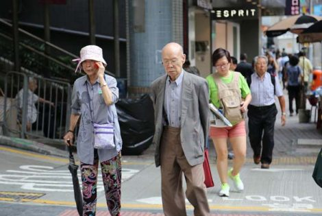 Hongkongers' Lifespan Highest In The World