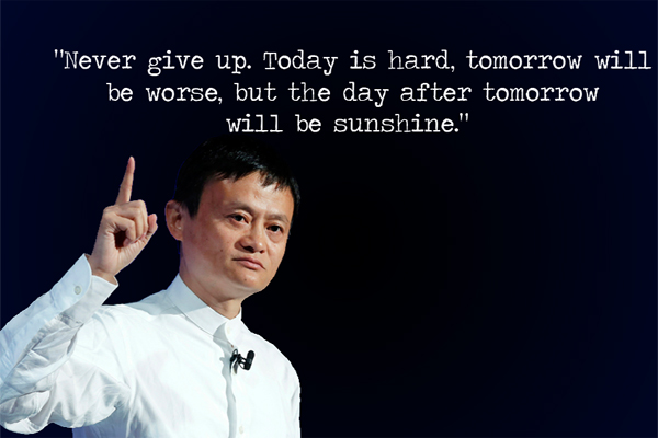 Listen What Billionaire Jack Ma Suggests To Do