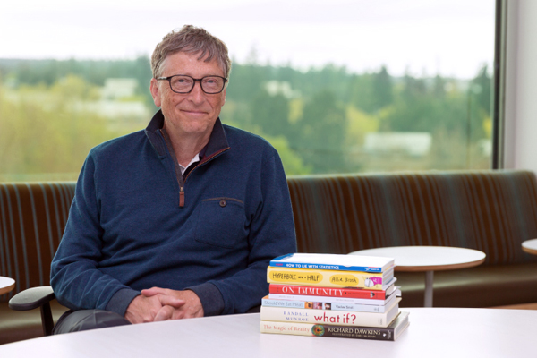 Bill Gates' Inspirational Quotes For Success