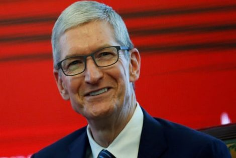 Apple's CEO Now Business School Chair At 'China's Harvard'