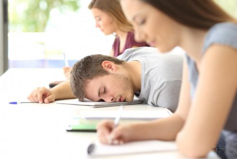 Better Sleep, Better Exam Performance
