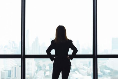Women CEOs Are Judged More Badly For Job Failures