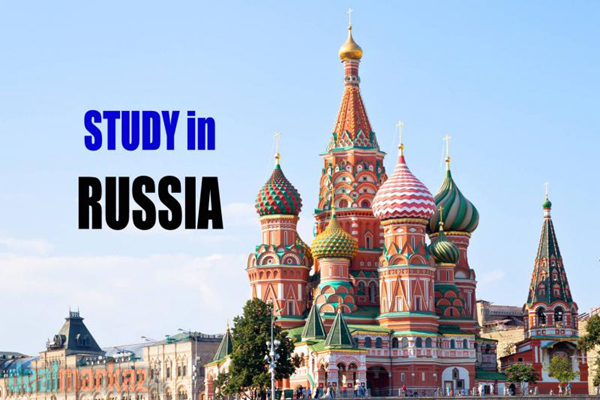 Study in Russia With Full Scholarship