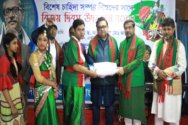 Victory Day Program at Northern University Bangladesh
