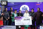 English Olympiad Grand Finale 2020 Held