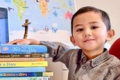 Amazing Boy with IQ Score 142 at just 3!