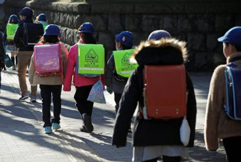 Japanese Schools to REMAIN SHUT through March over VIRUS