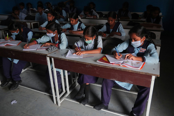 TWO Indian States Close Schools To Prevent Covid-19