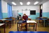 Italy Shuts All Schools, Universities Over Coronavirus