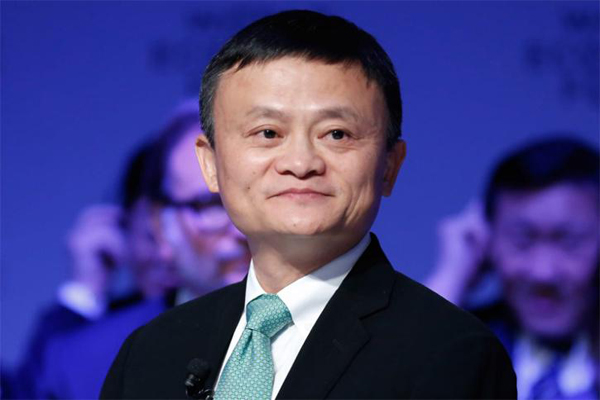 Now Asia's Richest man, Jack Ma