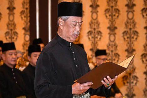 Muhyiddin Yassin is Malaysia's New PM Indeed