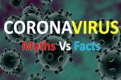Coronavirus : Online Myths and Facts