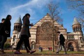 Princeton Going Online & German University Closes Over Coronavirus