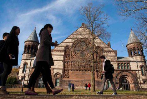 Princeton Going Online & German University Closes Over Coronavirus