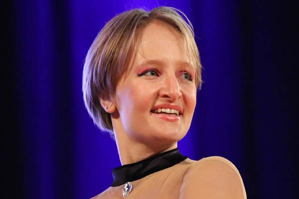 Putin's Little Daughter to Run AI Institute