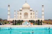 Now Taj Mahal Shut Over Coronavirus Scare