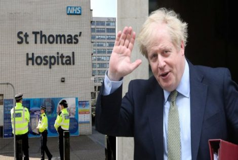 Boris Johnson Is Out of Hospital Now