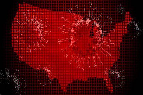 Coronavirus Deaths in USA Tops 33k, Cases over 671,000