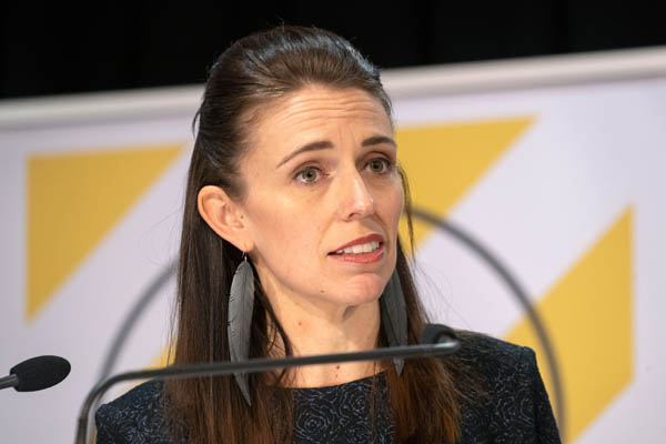 NZ Prime Minister Taking 20% PAY CUT over CORONA