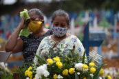 Corona Death Toll Crosses 350k Globally