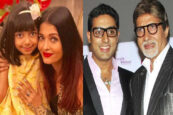 Bollywood's Amitabh, Son Abhishek & Hie wife & Daughter Tested Positive For Covid-19