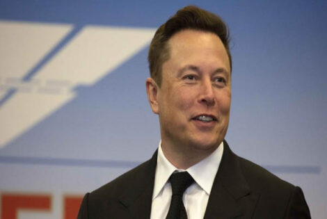 Elon Musk Now 5th Richest Person In The World