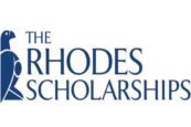 Rhodes Scholarship for Postgraduate Study at University of Oxford