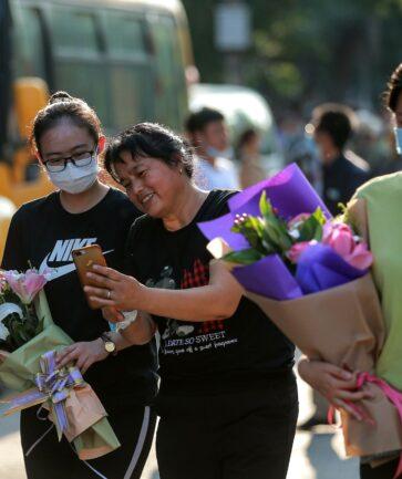 China's Massive Gaokao Exam Held