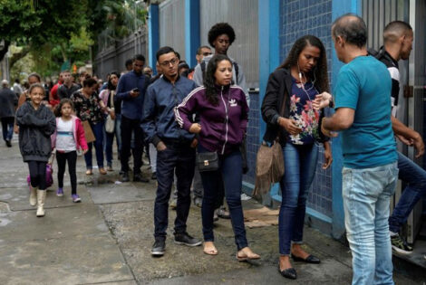 Unemployment Rate in Brazil Now 13.3%